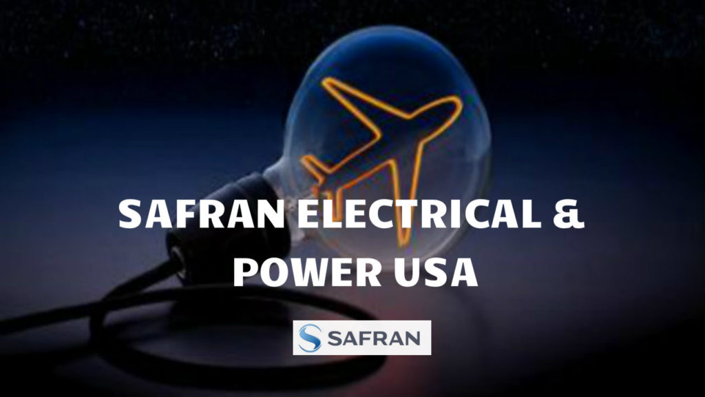 Safran Electrical & Power-UKRep-Supplier
